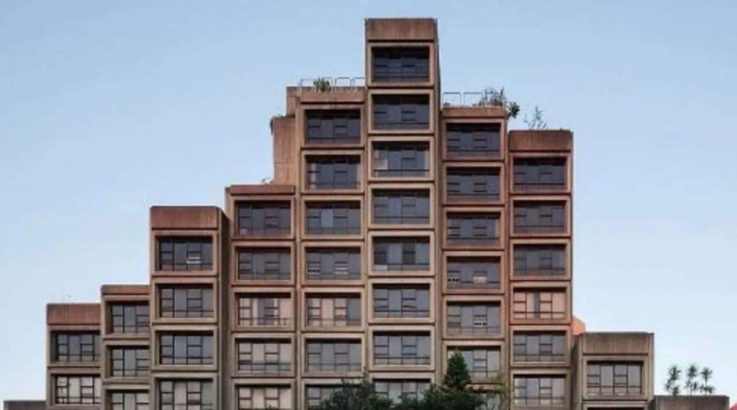 The Sirius building 시리우스빌딩