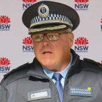 NSW Deputy Police Commissioner Gary Worboys. (9News)
