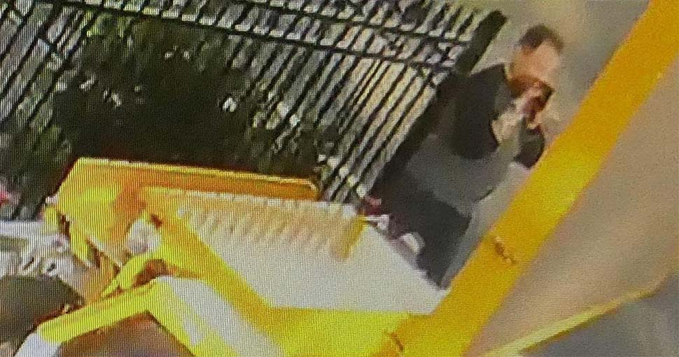 An additional image of the man police want to speak with has been released. Picture NSW PoliceSourceSupplied