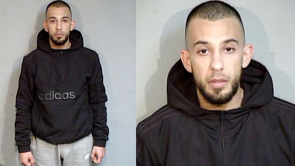 An image of Anthony Karam released by NSW Police. He is COVID-positive and in the Sydney community. (NSW Police)
