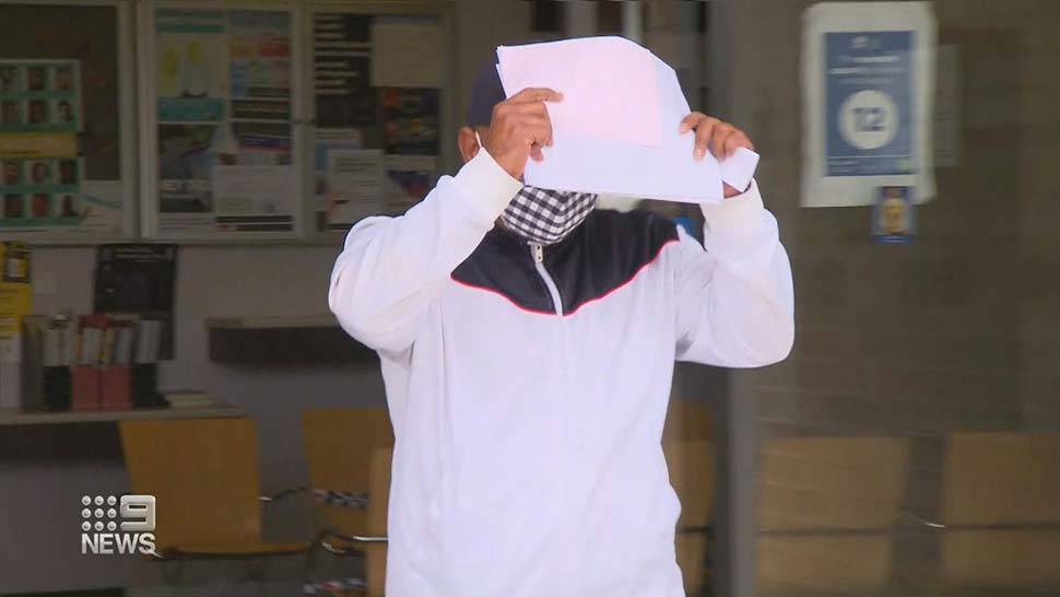 A Sydney man is facing multiple fraud charges, accused of cheating an 81-year-old woman out of $24,000. (9News)