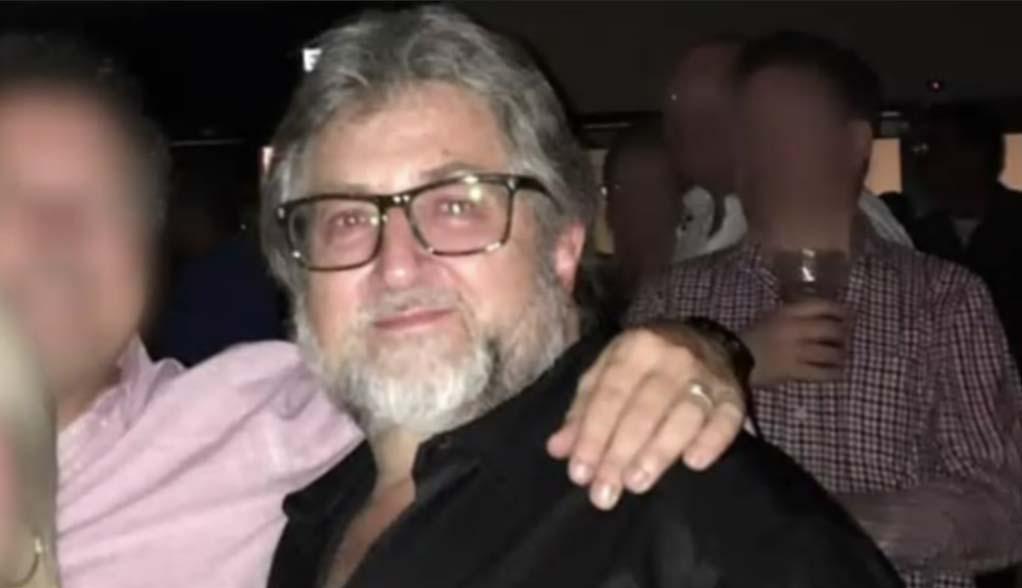 Gary Halford, 62. Credit 7NEWS