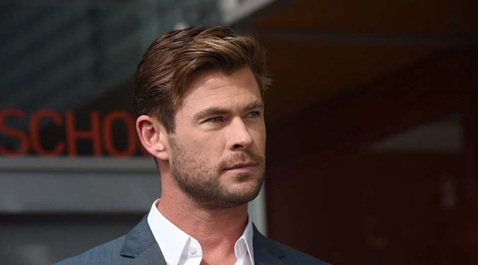 Sydney's ongoing lockdown has forced production of a Chris Hemsworth movie to move to Europe.CREDITKATE GERAGHTY