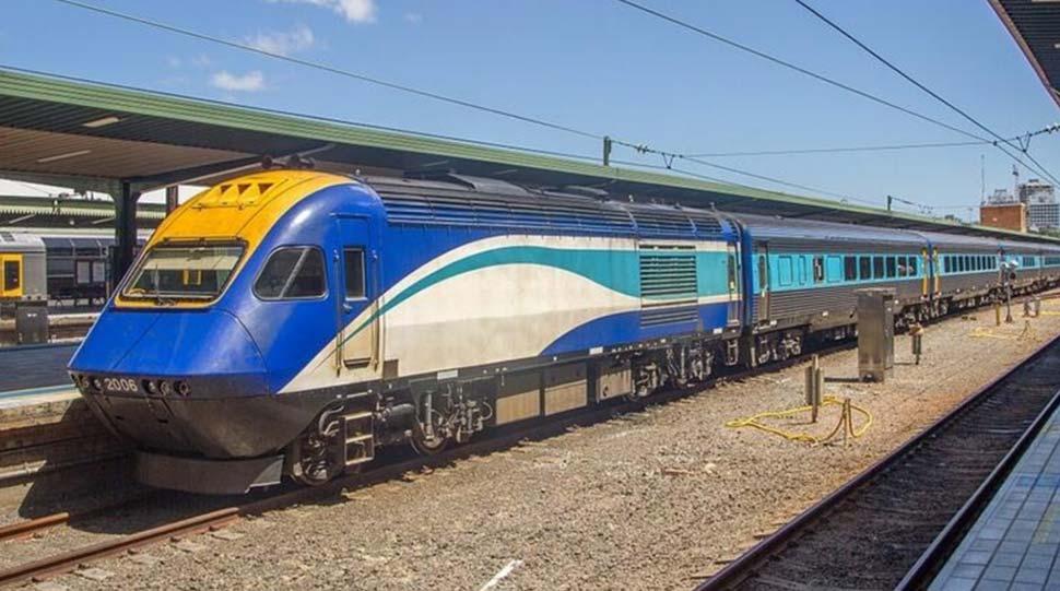 XPT Regional train. File. Credit Transport NSW