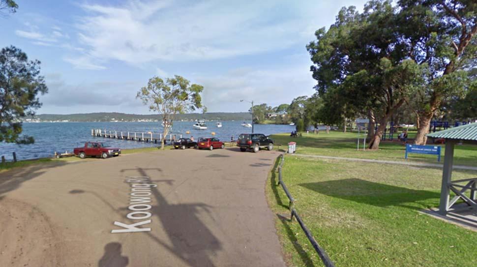Parkland at Gwandalan on Lake Macquarie. File. Credit Google Maps
